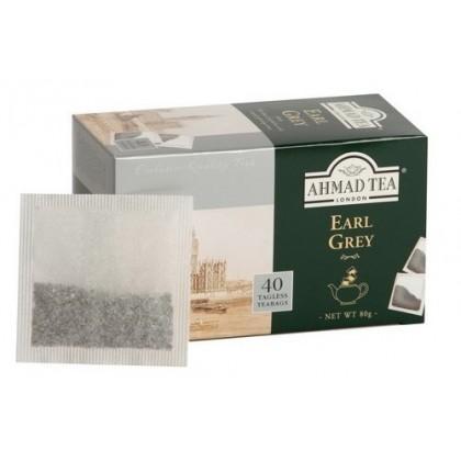Ahmad Tea Demlik Poşet Çay Earl Grey 40li