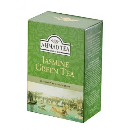 Ahmad Tea Dökme Çay - Yaseminli Yeşil Çay 250g