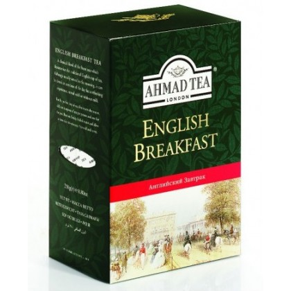 Ahmad Tea Dökme Çay English Breakfast 250g - 6li Toptan Koli
