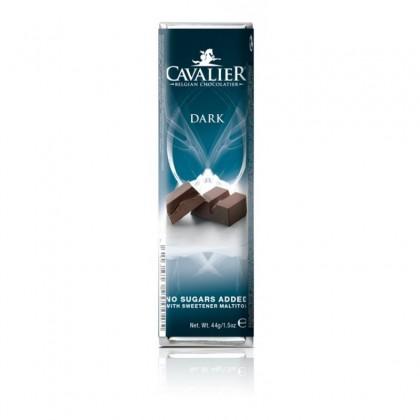 Cavalier Şekersiz Bitter Çikolata 44g