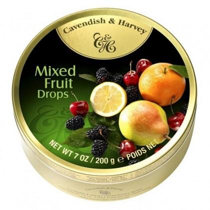Cavendish Harvey Karışık Meyveli Bonbon 200g