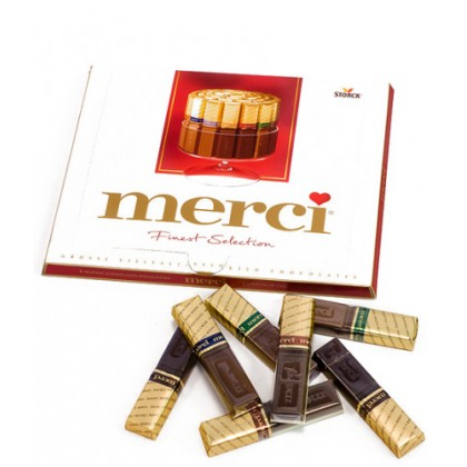 Merci Selection Çikolata 250g