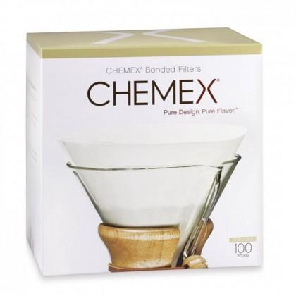 Chemex 6-8 Cup Filtre Kağıdı 100 adet