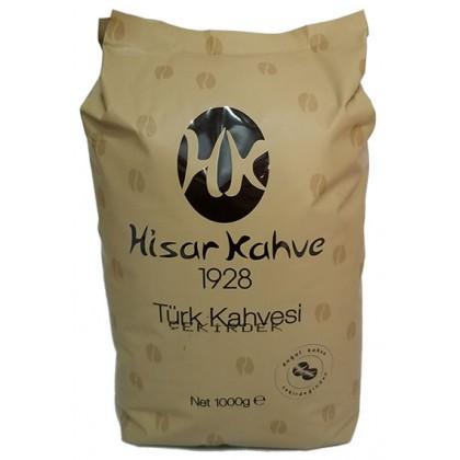 Hisar Türk Kahvesi İçin Çekirdek Kahve 1000g