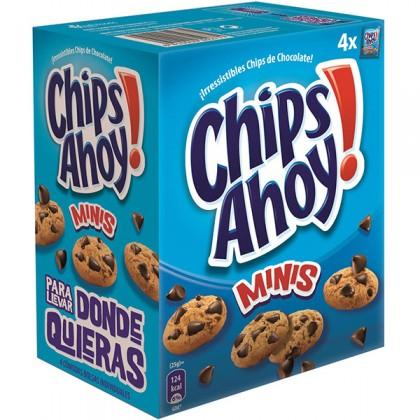 Chips Ahoy Mini Çikolata Parçacıklı Kurabiye 160g