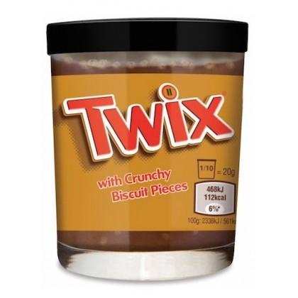 Twix Bisküvi Parçacıklı Çikolata Kreması 200g