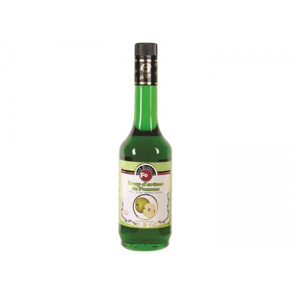 Fo Kahve Şurubu Yeşil Elma Aroması 700ml