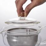 Hario ChaCha Kyusu Fukami Çay Demliği 450 ml
