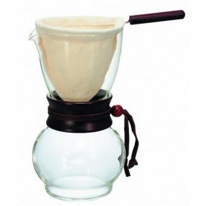 Hario Drip Pot Woodneck 3 CUP