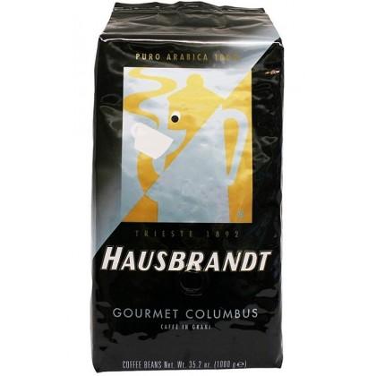 Hausbrandt Gourmet Columbus Çekirdek Kahve 1kg
