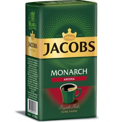 Jacobs Monarch Aroma Filtre Kahve 500g