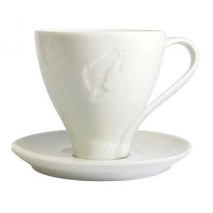 Julius Meinl Espresso Fincan ve Tabak Ivory