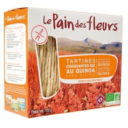 Le Pain Des Fleurs - Light Kinoalı Çıtır Ekmek 125g