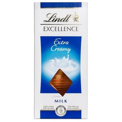 Lindt Excellence Sütlü Tablet Çikolata 100g