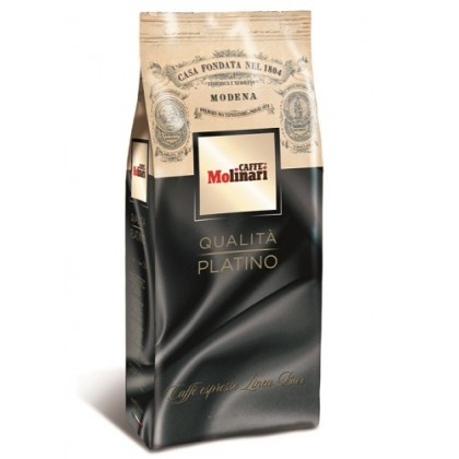 Caffe Molinari Qualita Platino Çekirdek Kahve 1kg