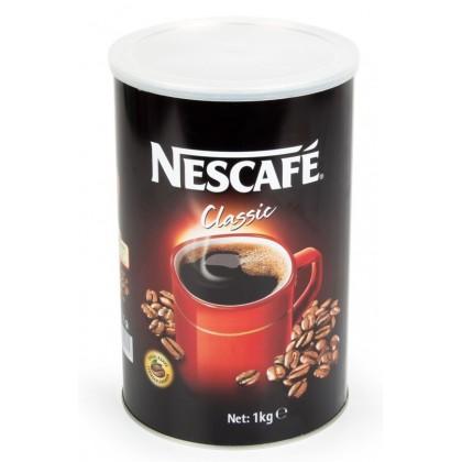 Nescafe Classic Granül Kahve Teneke 1 kg