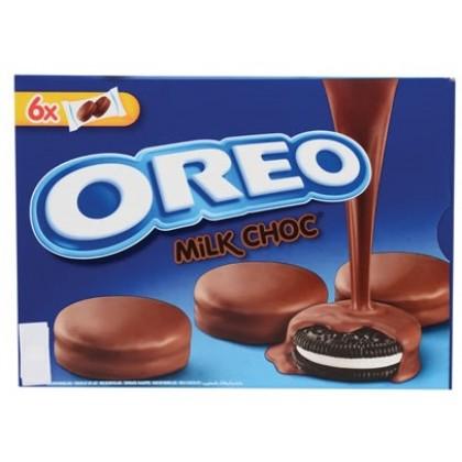 Oreo Sütlü Çikolata Kaplamalı Bisküvi 246g