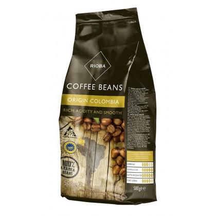 Rioba Kolombiya Çekirdek Kahve 500g