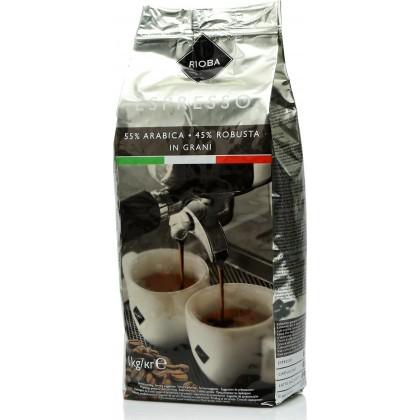 Rioba Silver Çekirdek Kahve 1kg