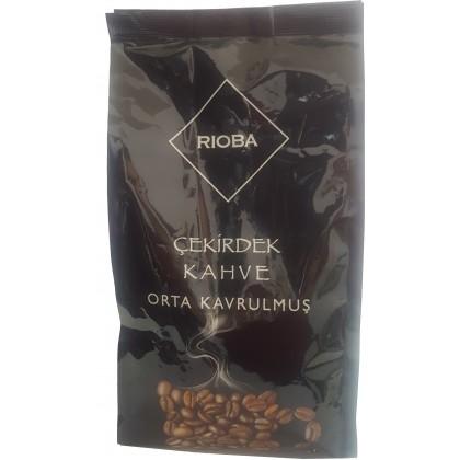 Rioba Türk Kahvesi İçin Çekirdek Kahve - 500g