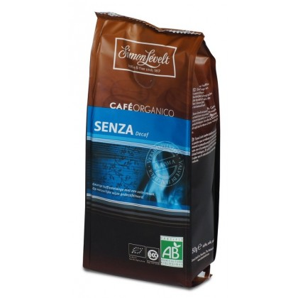 Simon Levelt Organik Filtre Kahve Senza Kafeinsiz 250g